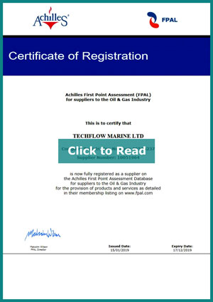 FPAL Certificate